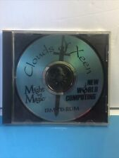 Might and Magic Clouds of Xeen IBM/PC DISC ONLY RARE