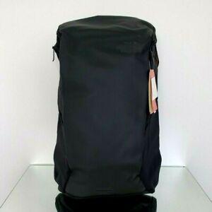 """THE NORTH FACE KABAN BACKPACK BOOK BAG BLACK FITS 15"""" LAPTOP 26L"""
