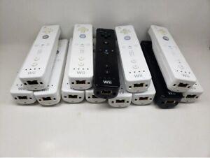 Nintendo Oficial Original Wii U Wiimote Movimiento Plus Controlador Nunchuck