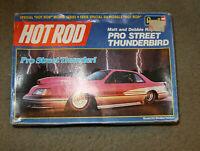 Revell Matt Debbie Hay's Pro Street Thunderbird1:25 Plastic Model Car Kit S.I.