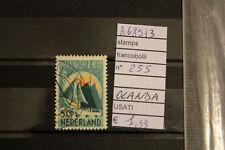 STAMPS FRANCOBOLLI OLANDA USATI N. 255 (A68913)
