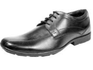 POD Chester Black N51b Mens Shoes Size 6-15
