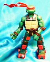 """RAPHAEL 6"""" 2007 Teenage Mutant Ninja Turtles TMNT Loose Action Figure Playmates"""