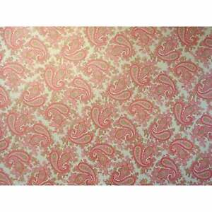 Luthitec Paisley Pattern Full Body Guitar Paper Decal