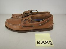Mens Sperry Top Sider 2 Eyed Original Boat Shoes 0197640 Size 11S Q882