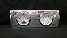 1941 1942 1943 1944 1945 1946  CHEVY TRUCK QUAD GAUGE CLUSTER METRIC