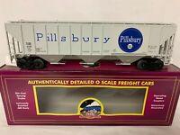 ✅MTH PREMIER PILLSBURY PS-2CD HIGH SIDED HOPPER CAR NEW! O SCALE TRAIN