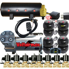 V Z01 Airbagit 480c Compressor 38valve Airride 2500amp2600 Bags 7 Switch Box