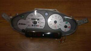 PIAGGIO X8 125 cc ** CLOCKS / INSTRUMENTS **  2004 - 2007
