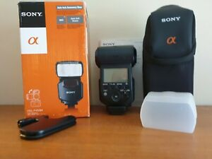 Sony HVL-F43AM Shoe Mount Flash - Boxed.