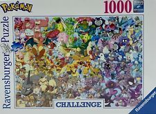 Puzzle 1000 P - Pokémon (challenge Puzzle) Ravensburger