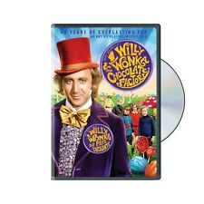 Willy Wonka and the Chocolate Factory [40th Annivers DVD Region