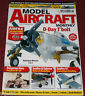 Model Aircraft Monthly Magazine Issue 8.6 Seafire,P-47,Bf109,AV-8B Harrier