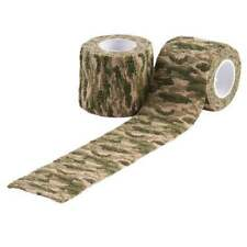 Paintball / Airsoft Camo Tape Tarnklebeband (Digital Woodland)