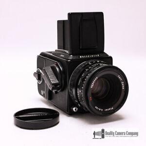 Hasselblad 501CM Medium Format 6x6 Camera + 80mm F2.8 T* Lens, Excellent Cond.