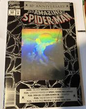 Amazing Spider-Man 365 VF+ 8.5 1st Spider-Man 2099 Modern Age Key! Newsstand ed.