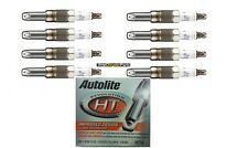 8 X AUTOLITE HT REVOLUTION SPARK PLUGS LINCOLN NAVIGATOR / FORD EXPEDITION 5.4L