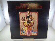 Enter the Dragon Widescreen - Laserdisc LD - 12809 - Bruce Lee