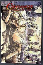 Basement Comic BC Budd Root Cavewoman #4 Pangaean Sea Rescuing Harmony May 2002