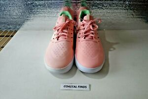 Nike NYJAH Free Sushi 2019 AA4272-600 MENS SIZE 11 Bleached Coral Pink White NEW