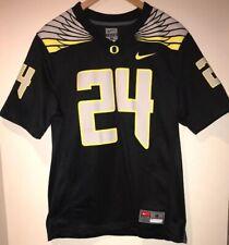 Oregon Ducks Nike Authentic Football Jersey Black RARE Kenjon Barner 24 Size M