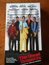The Usual Suspects (VHS, 1996)