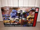 Fortress Maximus Titans Return TR Transformers Hasbro 2015 NEW NEVER OPENED RARE