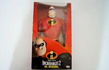 "New Disney Pixar Incredibles 2 Mr. Incredible 12"" Action Figure Jakks 2018"