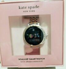 Kate Spade Women Scallop 2 Two Tone Stainless Steel Touchscreen Watch KST2012