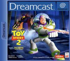 SEGA Dreamcast Spiel - Toy Story 2 mit OVP NEUWERTIG