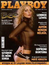 Playboy Hungary 2002/05 - Heather Carolin Somorjai Ilona Taylor Hayes Julia Ann