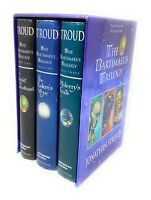 The Bartimaeus Trilogy Hardcover Book Boxed Set Jonathan Stroud Novel Hyperion