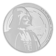 2017 Niue 1 oz. Silver Star Wars - Darth Vader $2 BU Coin SKU47487