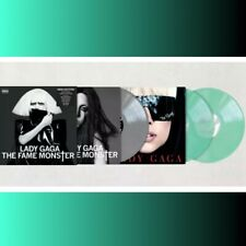 Limited Deluxe 3 x LP UO Color Vinyl Box Set Lady Gaga The Fame Monster New Mint