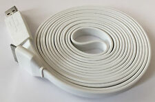 Heavy Duty strong charge Apple iphone 4 4S Ipod Ipad 2 3 USB lead cable 3m White