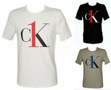 T-shirt uomo maglietta manica corta girocollo cotone CK CALVIN KLEIN articolo NM