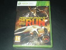 Need for speed : the run (Microsoft XBOX 360)