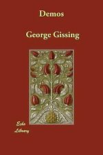 Demos: By George Gissing