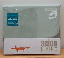Scion pillowcase Lohko Oxford NEW grey mint green Mist