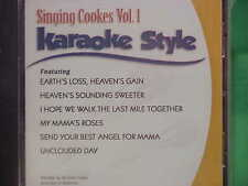 Singing Cookes ~ Christian ~ Daywind ~ Karaoke Style ~~ My Mama's Roses ~~ CD+G