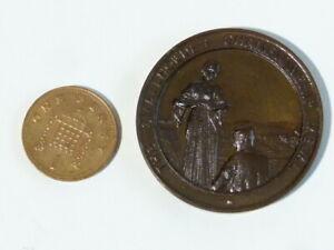 Vintage THE SMALLHOLDER CHAMPIONSHIPS  Medal 38mm #T2483