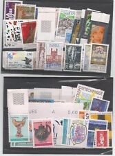 Timbres france année complete 1994 51 timbres + 4 carnets +1 bloc +2x 2 paires