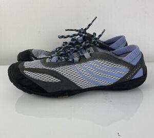 Women Merrell Barefoot Vibram Pace Glove Lavender outdoor shoes, 6.5