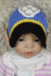 Knit Crochet Newborn Infant Baby Child Kids Dog Puppy Hat Cap Baby Shower Gift