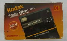 Vintage Kodak Tele Disc Camera Complete Set