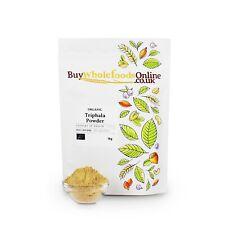 Organic Triphala Powder 1kg | Buy Whole Foods Online | Free UK P&P