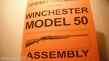 Winchester Model 50 Shotgun Manual by M&M Engineering