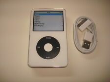 Apple Ipod 5.5 Gen. CustOm White/Black 128Gb. Ssd Drive.