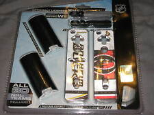 30 Licensed Nintendo Wii NHL Team Cover Plates Battery Doors Wrist Straps NEW!