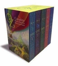The Wonderful Wizard of Oz : The Marvelous Land of Oz - Ozma of Oz by L....